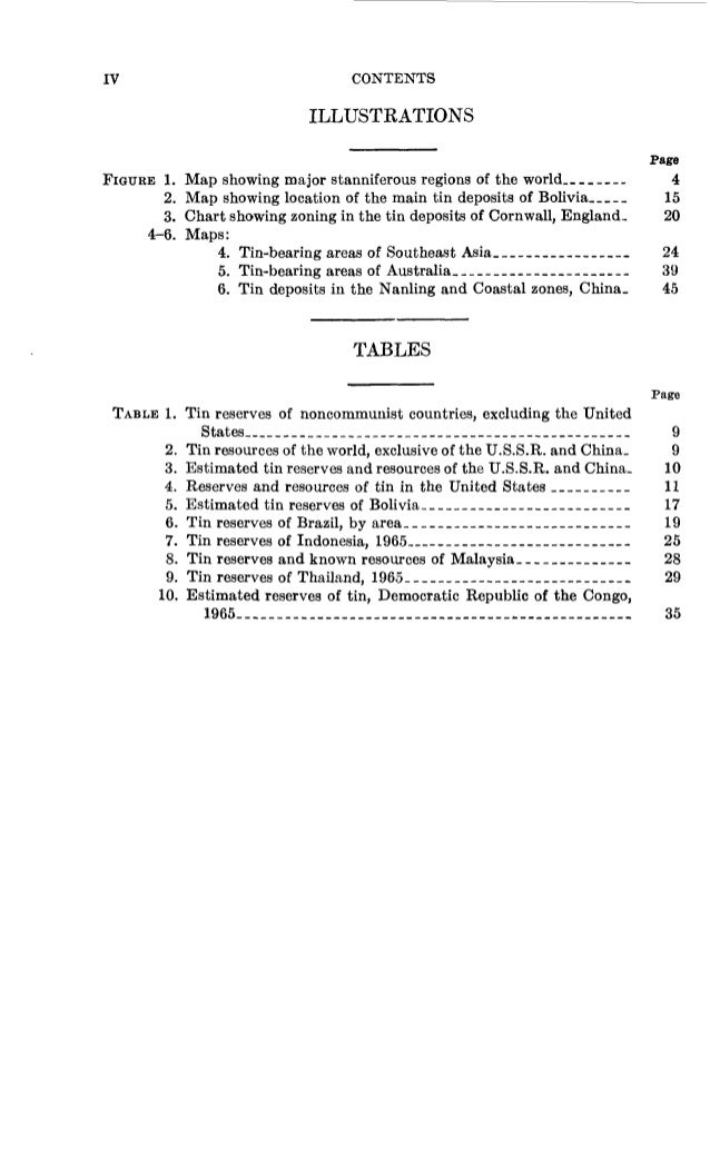 Tin resources of the world 1969 report tin resources of the world publicscrutiny Image collections