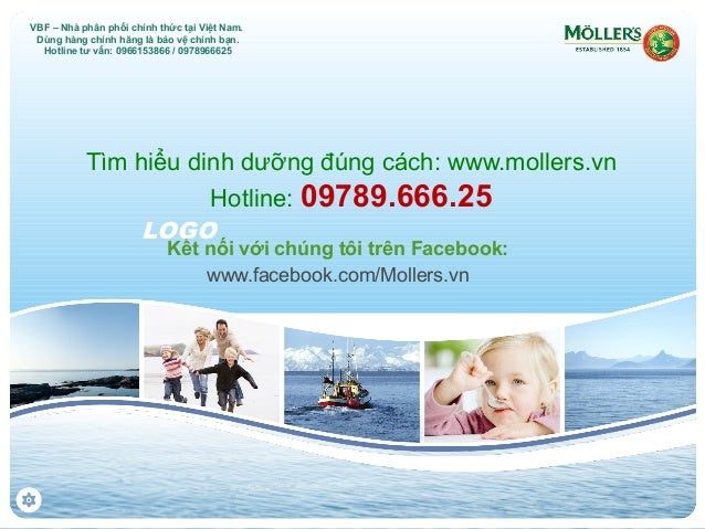 Kết nối với chúng tôi trên Facebook: www.facebook.com/Mollers.vn Tìm hiểu dinh dưỡng đúng cách: www.mollers.vn Hotline: 09...