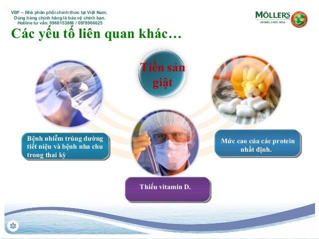 Thiếu vitamin D. Tiền sản giật Các yếu tố liên quan khác… Bệnh nhiễm trùng dường tiết niệu và bệnh nha chu trong thai kỳ M...