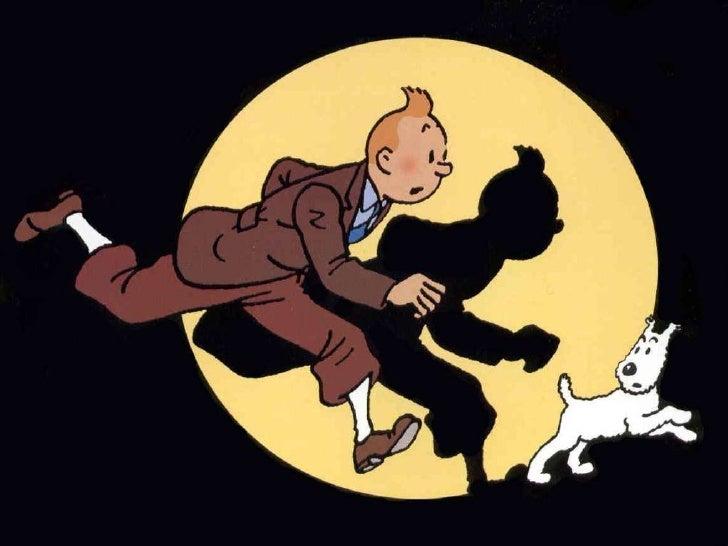 The Complete Tintin (nx power lite) Slide 1