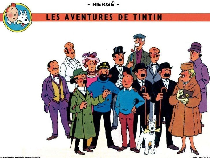 The Complete Tintin (nx power lite) Slide 2