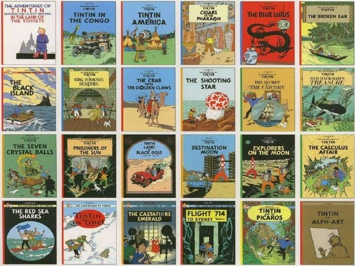The Complete Tintin (nx power lite) Slide 3