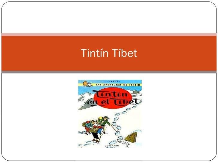 Tintín Tíbet