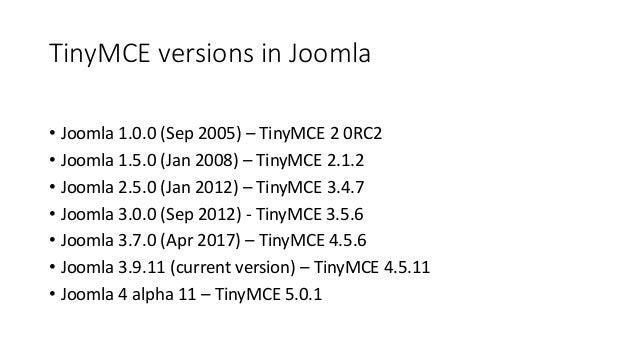 TinyMCE feature – insert template