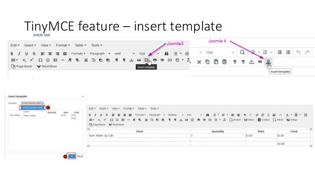 TinyMCE Editor • It's pretty good, but what if we want to do more? • For example, how to easily insert PDF file into an ar...