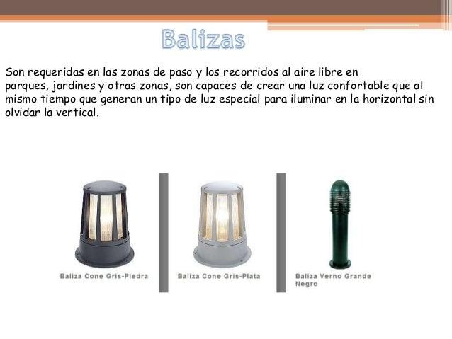Tipo de arbotantes y lamparas para fachadas - Tipos de lamparas ...
