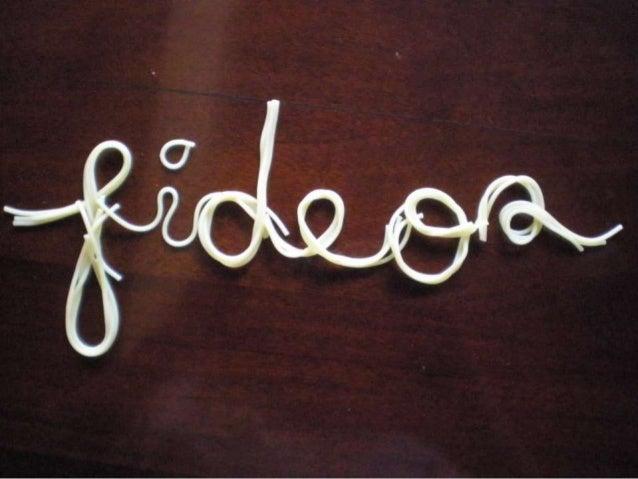 tipografía conceptual