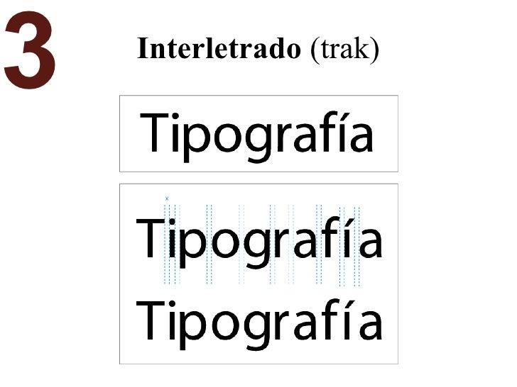Interletrado  (trak) 3