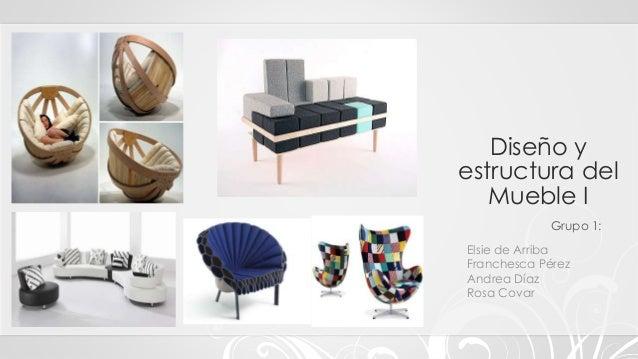 Tipos, Clasificación y Estilos de Muebles