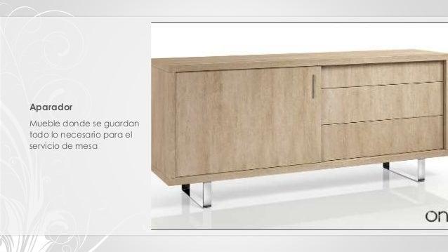 Tipos clasificaci n y estilos de muebles - Telas para tapizados de muebles ...