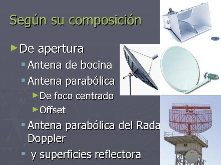 Tipos de antenas Slide 3