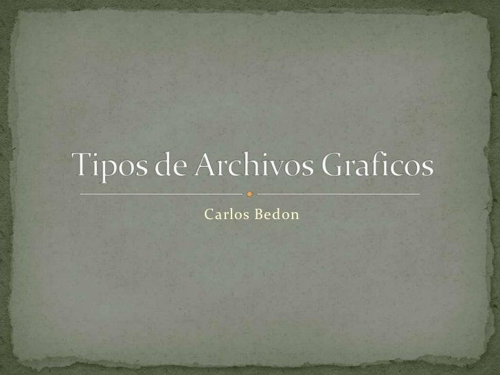 Carlos Bedon