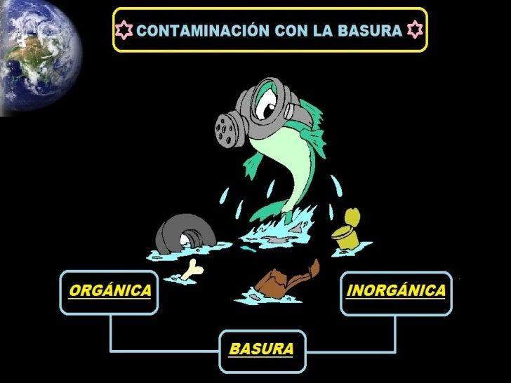 ¿Qué es la basura?SE PUEDE CONSIDERAR BASURA TODO AQUELLO QUEHA DEJADO DE SER ÚTIL Y, POR TANTO, TENDRÁ QUEELIMINARSE O TI...