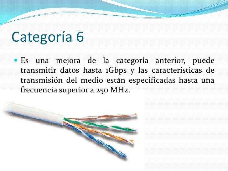 Tipos de cables utp bkd - Cable ethernet categoria 6 ...