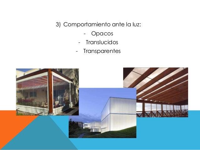 Tipos de cerramiento for Que es arquitectura definicion