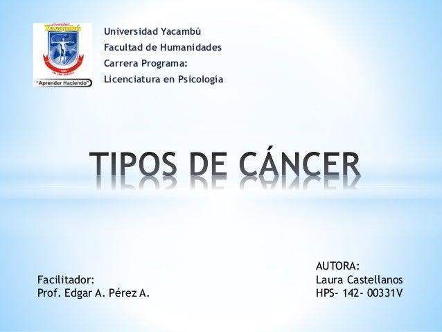 Universidad Yacambú Facultad de Humanidades Carrera Programa: Licenciatura en Psicología Facilitador: Prof. Edgar A. Pérez...