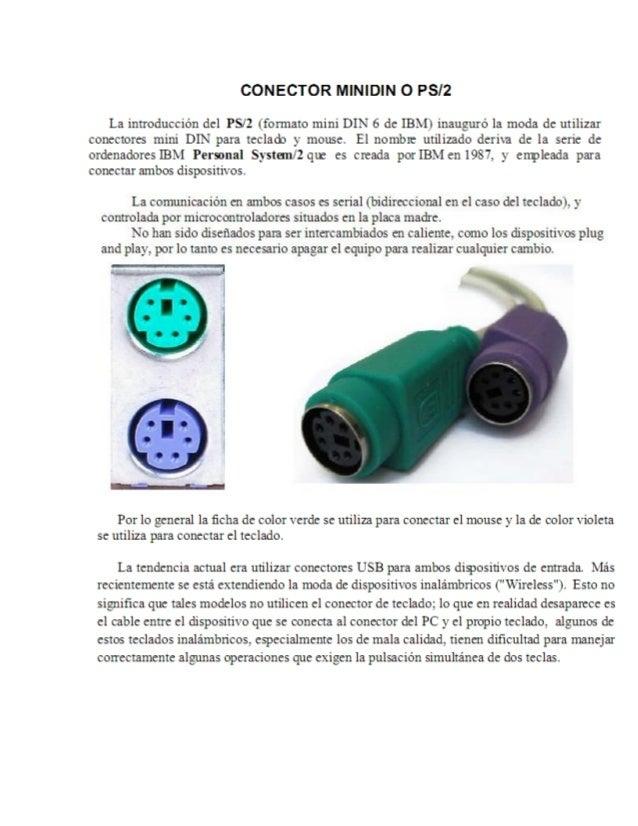 Tipos de conectores Slide 3