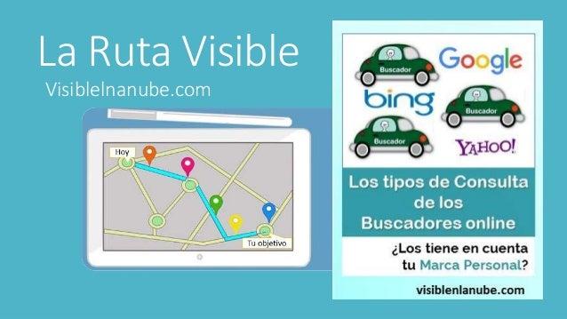 La Ruta Visible Visiblelnanube.com