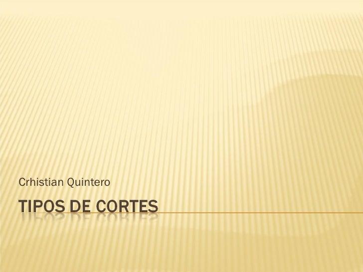 Crhistian Quintero