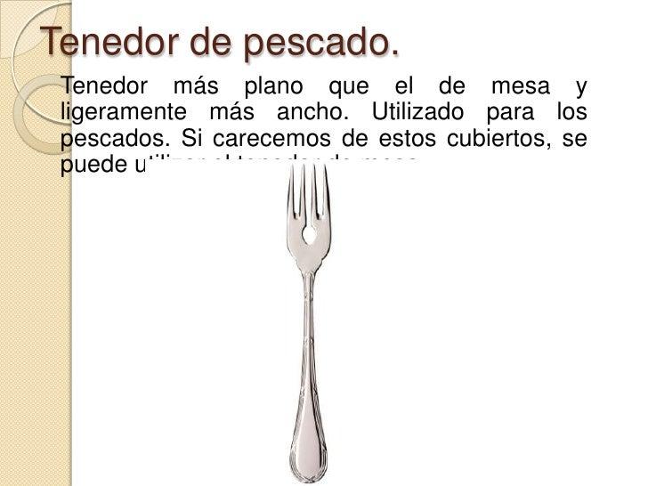 Tipos de cubiertos for Clases de cuchillos de mesa