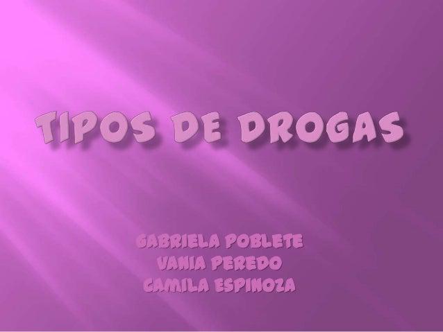Gabriela Poblete  Vania Peredo Camila Espinoza
