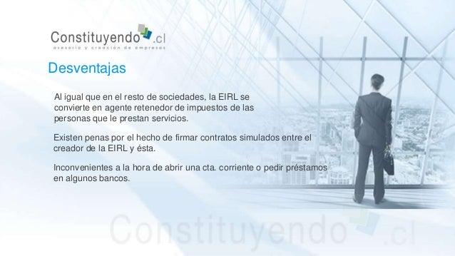 Tipos de Empresa en Chile