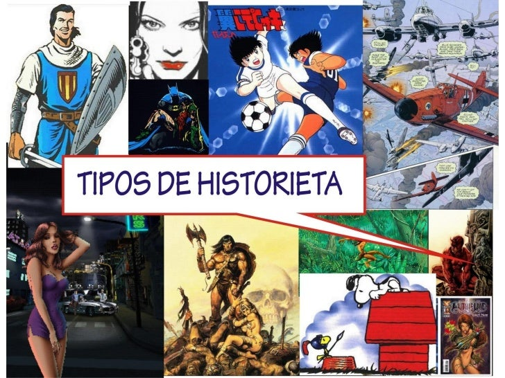 """LA HISTORIETA O CÓMIC     DE AVENTURAS  Constituye uno de los géneros de acción más populares de la Historieta. Dado que """"..."""