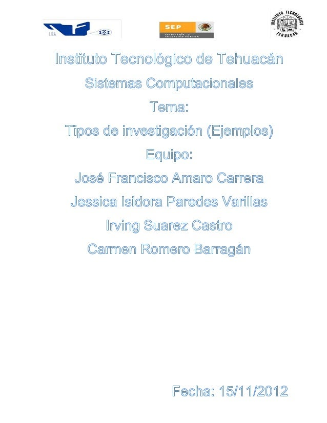 Tipos de investigaciónSegún la fuente de informaciónInvestigación documentalIntroducciónLa investigación Documental como u...