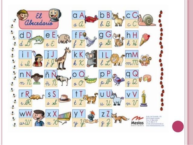 Tipos de letras el abecedario 10