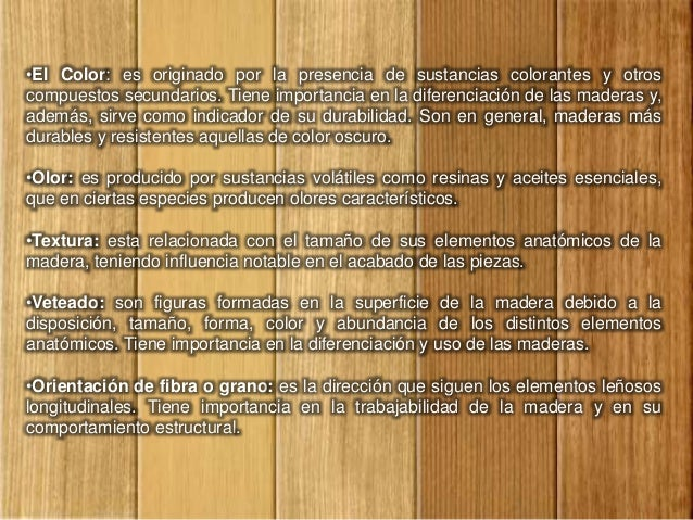 Tipos de barnices para madera pintomicasa todo sobre la - Maderas laminadas tipos ...