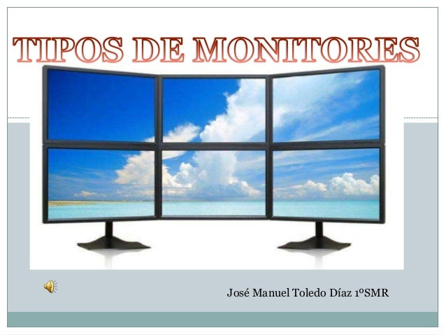 T I T.José Manuel Toledo Díaz 1ºSMR