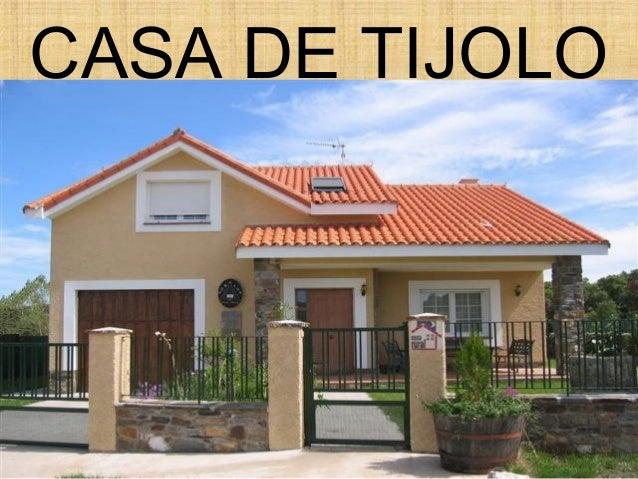 Tipos de moradia 2 - Tipos de tejados para casas ...