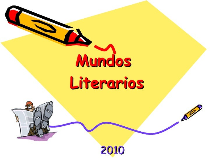 Mundos  Literarios 2010