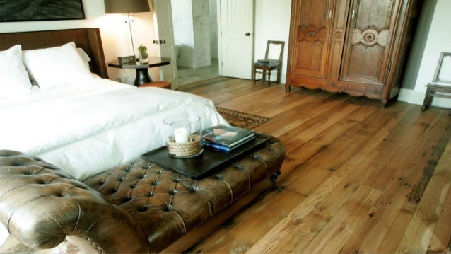Tipos de pisos