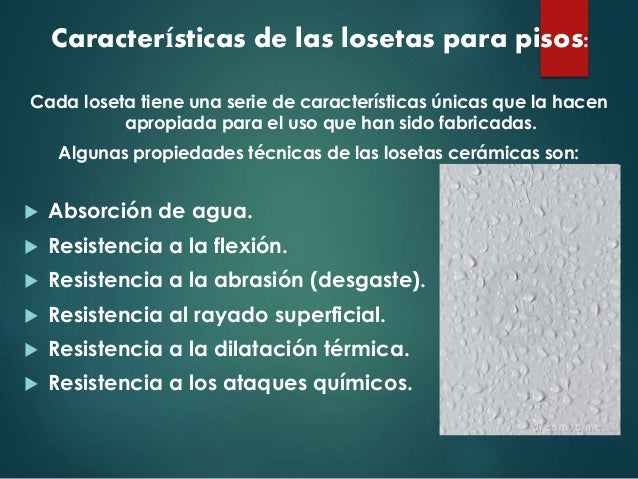 Pisos for Tipos de loseta para patio
