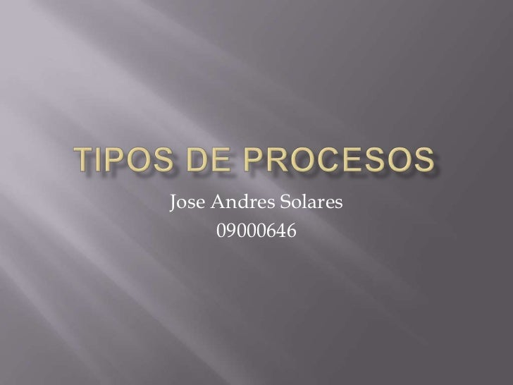 Jose Andres Solares     09000646