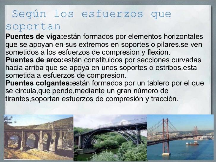 Tipos de puentes Slide 3