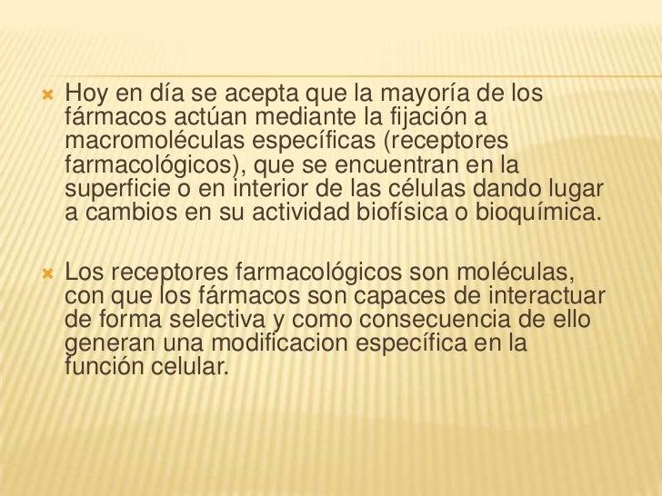 Tipos de receptores Slide 3