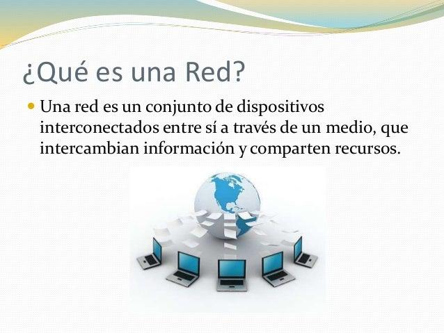 Tipos de redes Slide 2