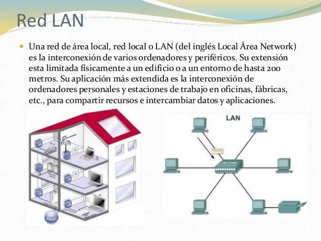 Tipos de redes Slide 3