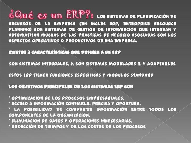 Tipos de sistemas de informacion Slide 3