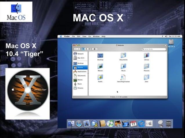 """MAC OS XMac OS X10.5""""Leopard"""""""
