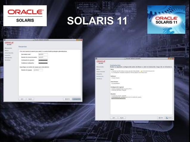 SOLARIS 11