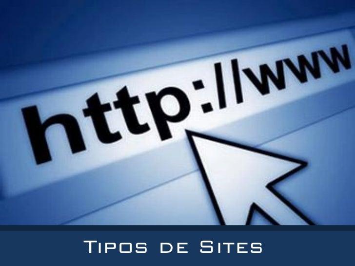 Tipos de Sites