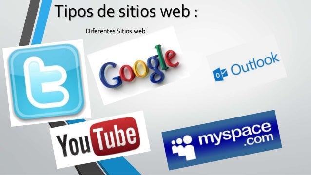 Tipos de sitios web for Paginas web sobre turismo