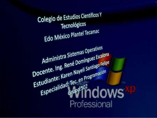 Colegio de Estudios CientíficosY Tecnológicos