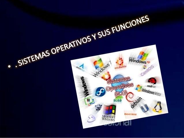Tipos de so Slide 2