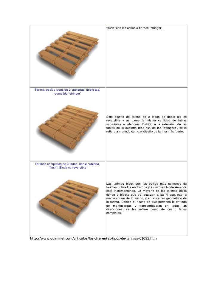 Tipos de tarima for Tipos de tarima flotante precios