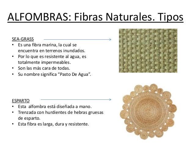 Tipos de textiles for Que significa alfombra