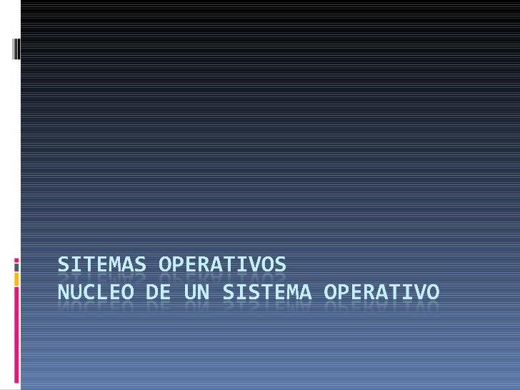 Sistemas Operativos        por     Microsoft